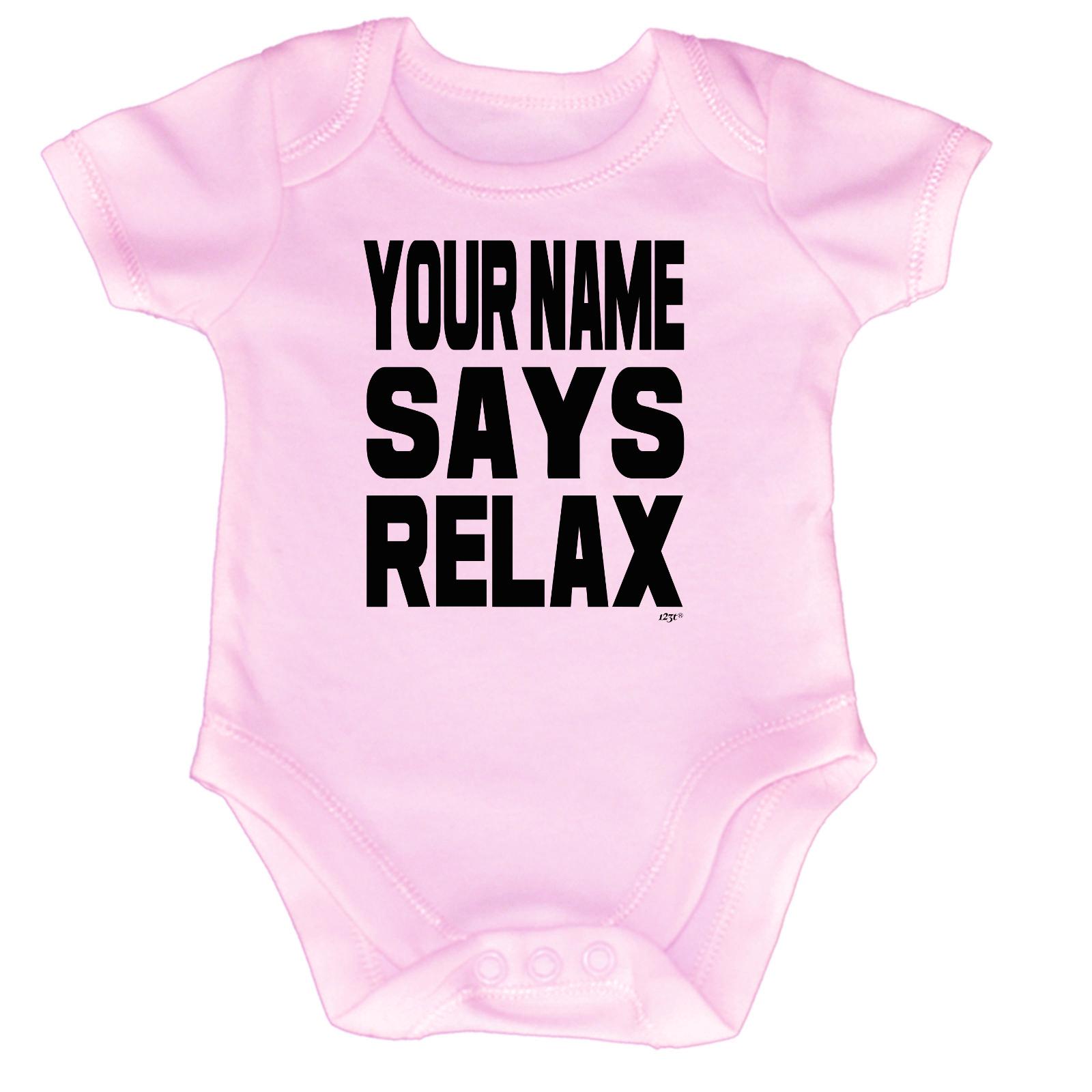 Funny Baby Babies Babygrow Jumpsuit Romper Pajamas SUPER VARIOUS DESIGNS BM0