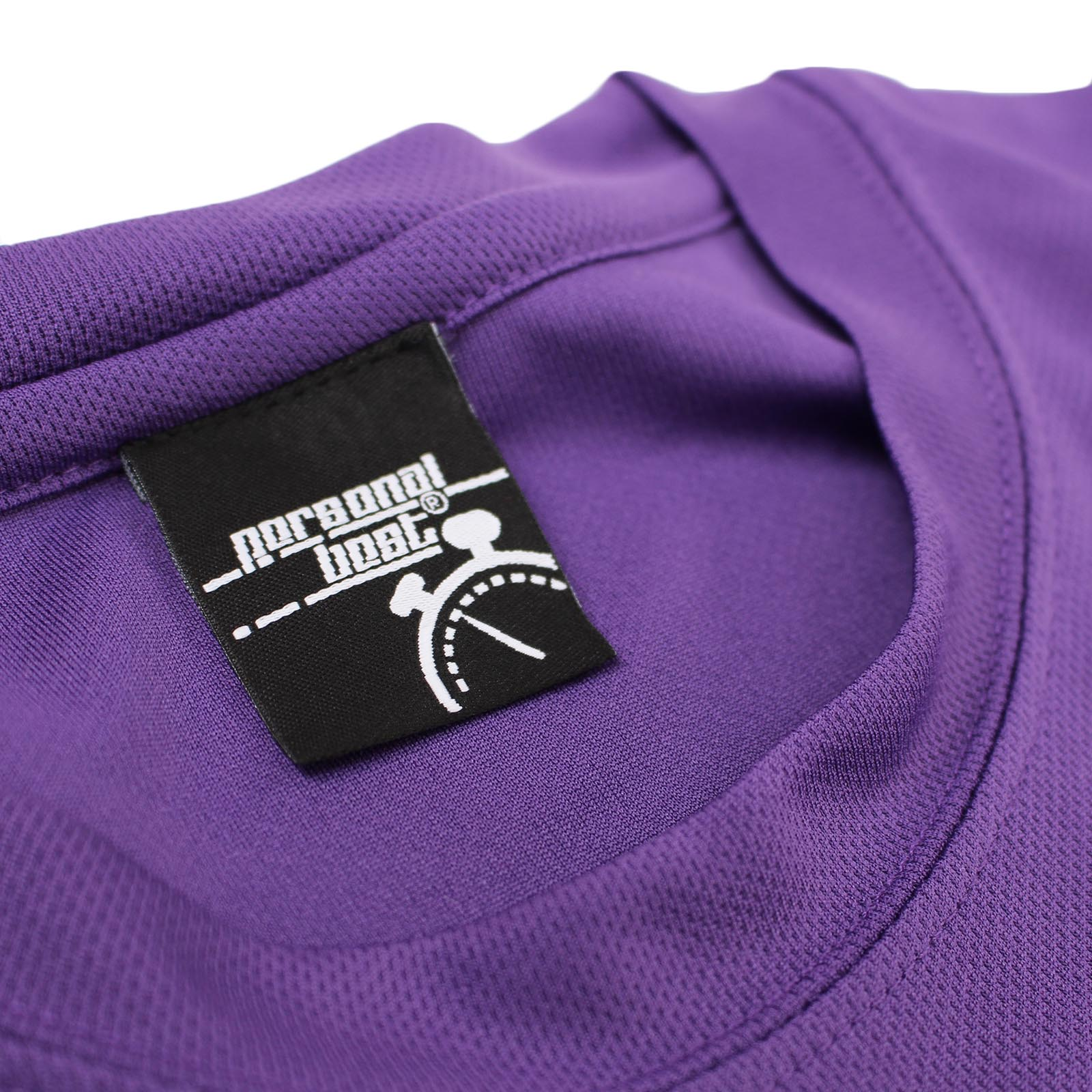 FB Running Tee Sweat For A Purpose Novelty Dry Fit Performance T-Shirt