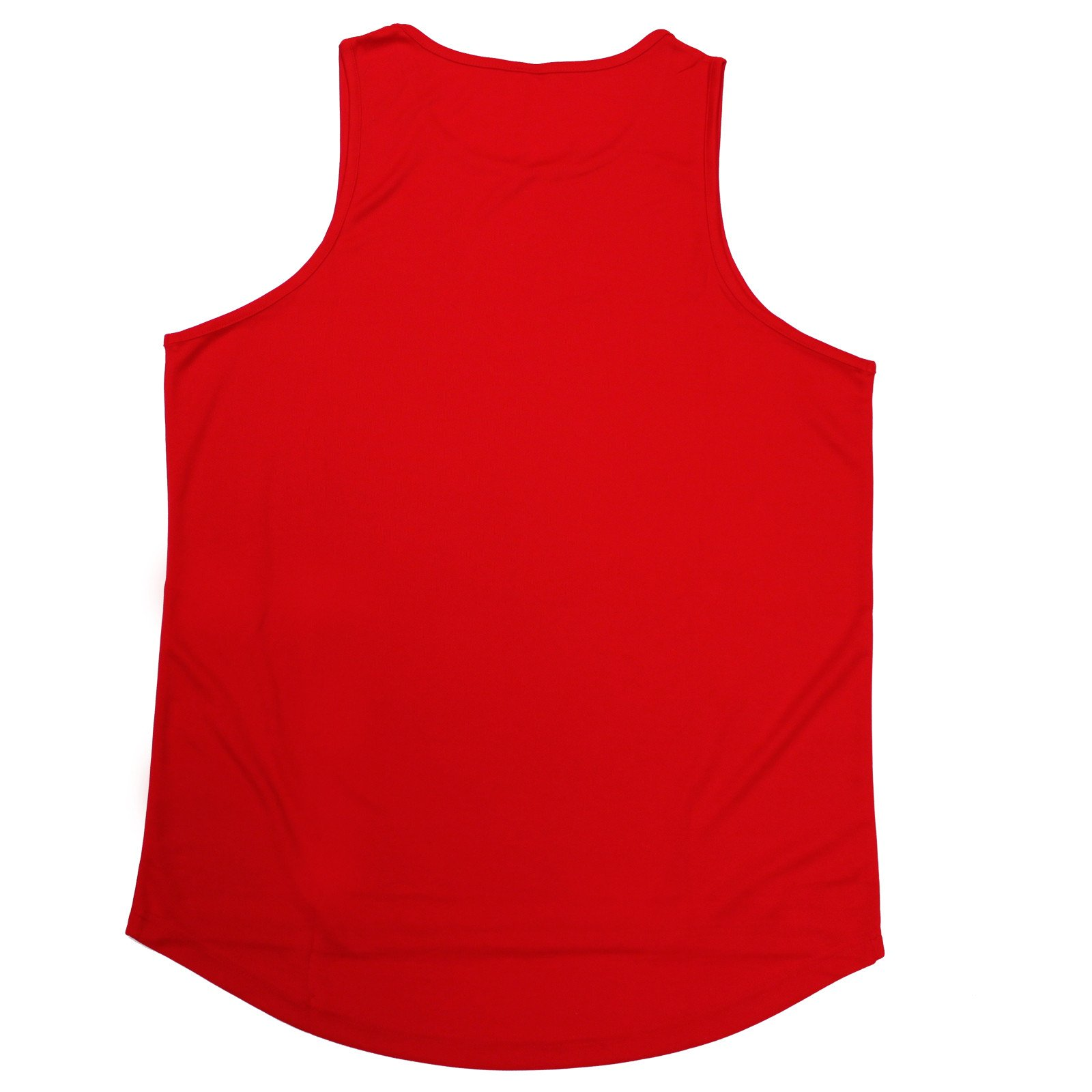 Running Vest Funny Mens Sports Performance Singlet Hell And Back 26 Miles