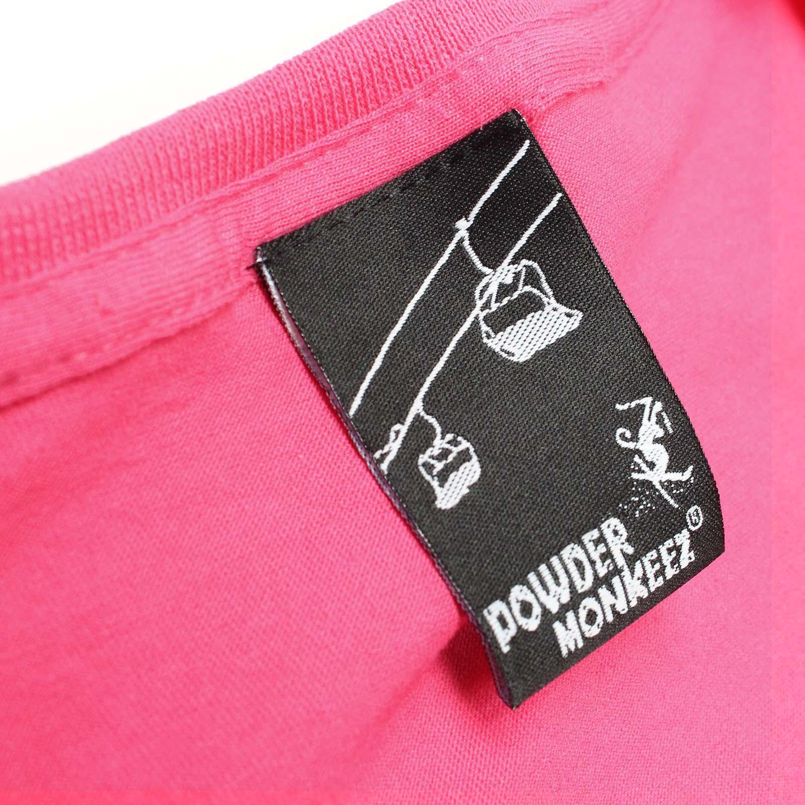 Skiing-Ski-Tops-T-Shirt-Funny-Novelty-Womens-tee-Ski-I-Ski-Like-A-Gir thumbnail 16