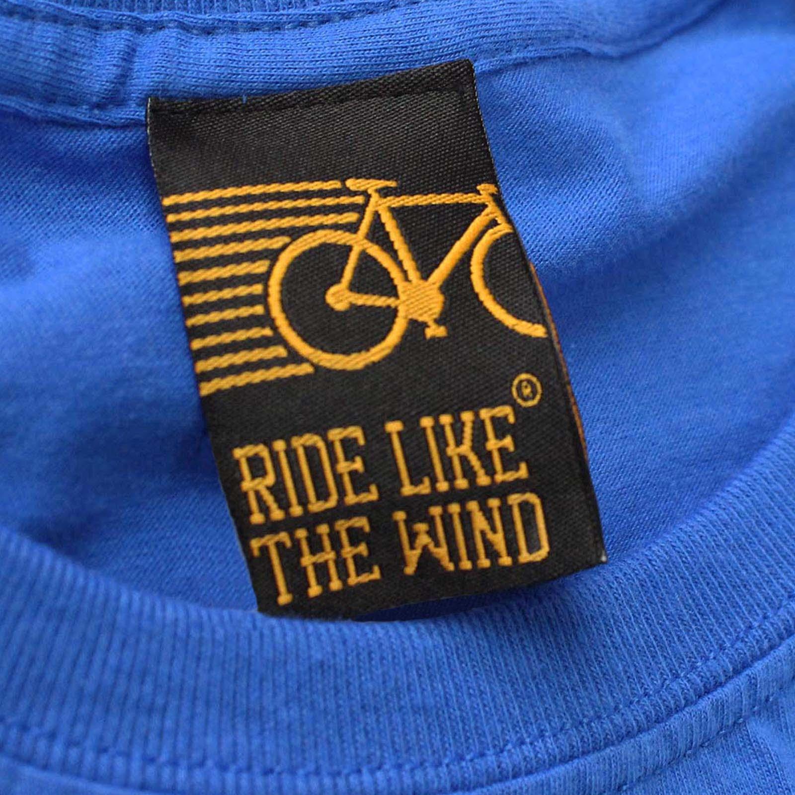 Peace Chain Cycling T-Shirt Funny Novelty Mens tee TShirt