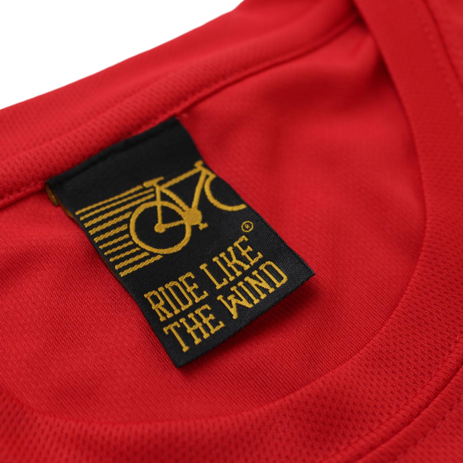 Cycling T-Shirt Funny Mens Sports Performance Tee Pulse Bicycle